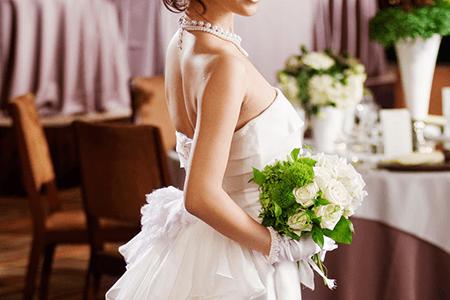 結婚式にプチギフト